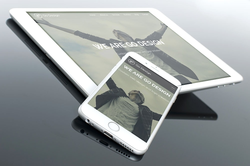 Mobile-friendly web design . . . the Web has changed